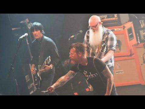 Eagles Of Death Metal - Live @ Le Bataclan, Paris (13/11/2015) before/during Terrorist Attack (+18)