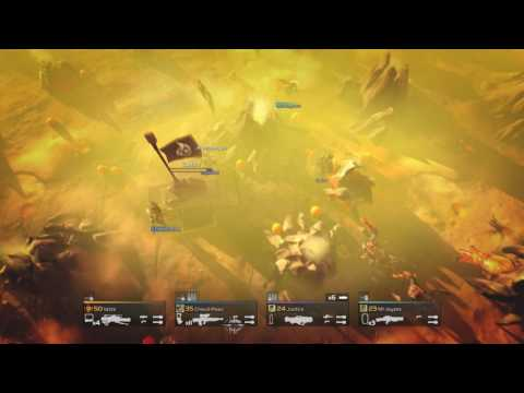 Helldivers : Pizza Delivery |
