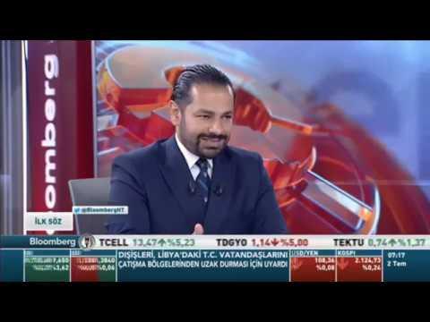 02.07.2019 - Bloomberg HT - İlk Söz - GCM Yatırım Araştırma Müdürü Dr. Tuğberk Çitilci