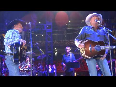 Arlington 2014 George Strait The Cowboy Rides Away  Murder On Music Row