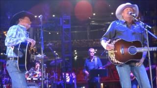 Arlington 2014 George Strait The Cowboy Rides Away - Murder On Music Row