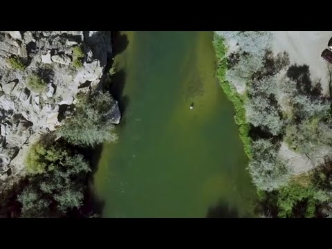 The San Juan River, with NO ONE AROUND!!! - McFly Angler Episode 30
