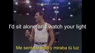 Live Aid - Queen | Lyrics/Letra | Subtitulado al Español