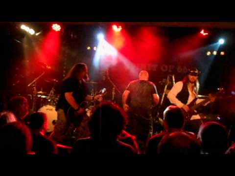 Cloudscape - Before Your Eyes (Live in Verviers, Belgium)
