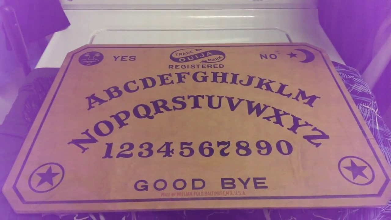 My ouija board collection youtube my ouija board collection buycottarizona Gallery