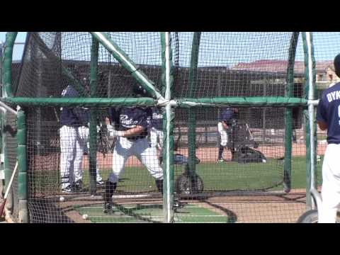 James Darnell of the San Diego Padres HD