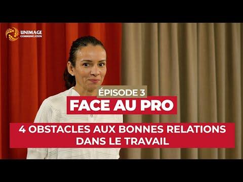 Face au Pro : 4 obstacles aux bonnes relations dans le travail