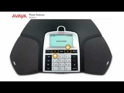 Avaya User Guide for Avaya B159 Conference Phone