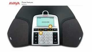 Avaya User Guide for Avaya B159 Conference Phone