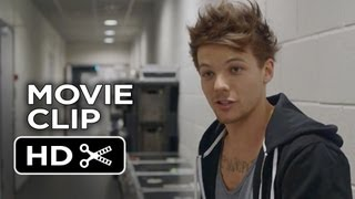 One Direction - This Is Us Movie CLIP - Rehearsal (2013) - One Direction Documentary HD