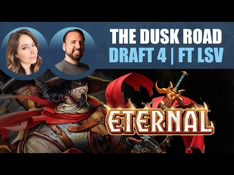 Eternal Draft #4 featuring LSV / Eternal / The Dusk Road