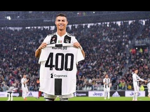 Download Présentation de Cristiano Ronaldo du maillot des 400 buts à Allianz Stadium