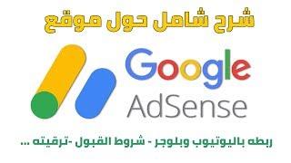 شرح شامل حول Google Adsense - من الألف إلى الياء 2019