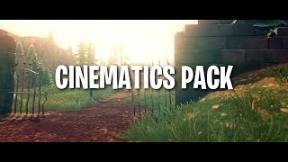 Cinematic pack (Fortnite Season 7)