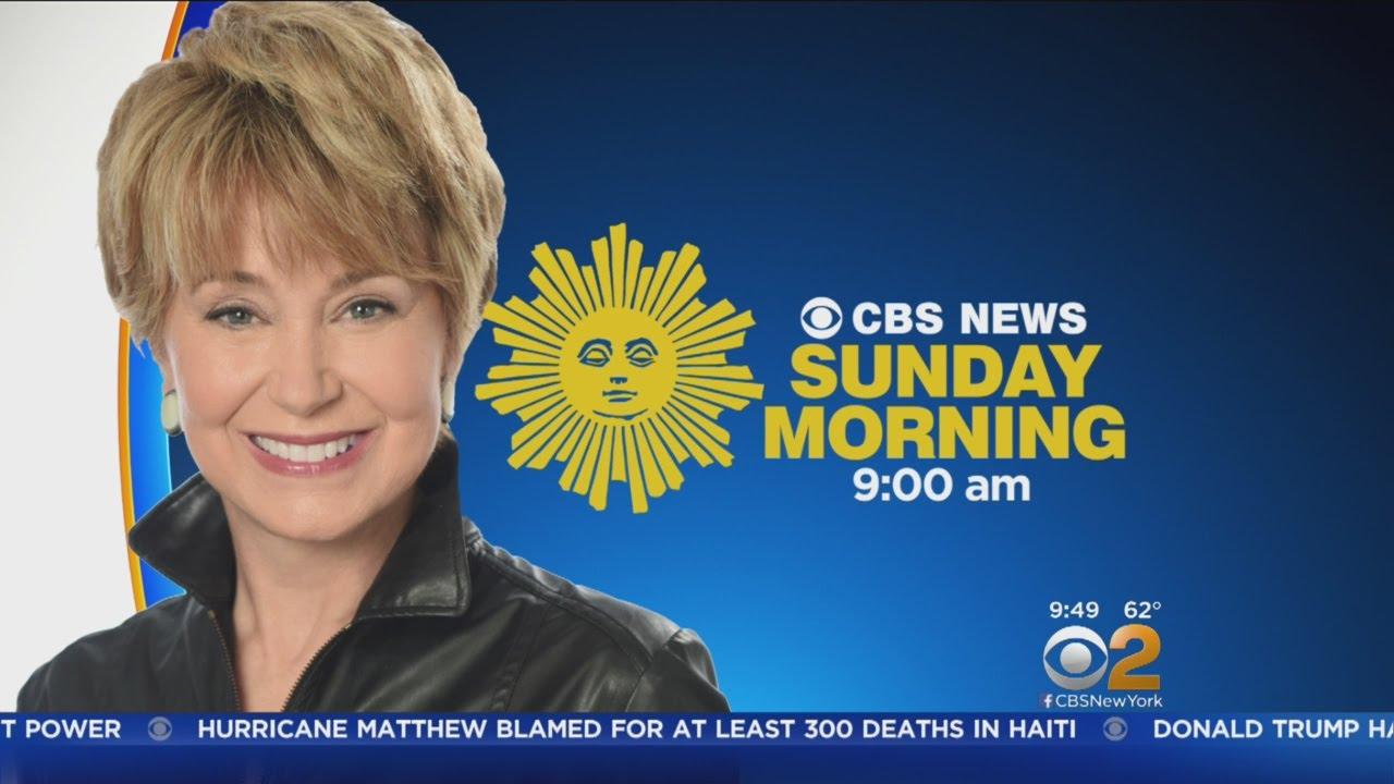 Jane Pauley Joins 'CBS Sunday Morning' - YouTube