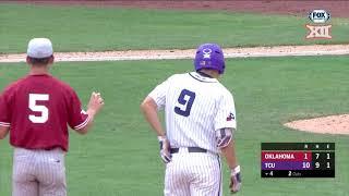 2019 Baseball Championship - TCU vs. OU Highlights