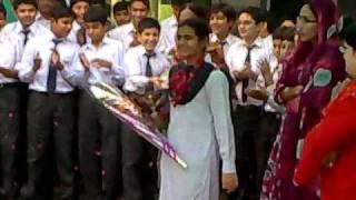 Aila Noor of Sialkot Grammar School SGS Daska tops PAKISTAN 2 footage By Abid Mehdi  DASKA SIALKOT mp4