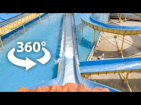 360 VIDEO VR Roller COASTER VR 360 Pokemon Log Flume Ride [Google Cardboard] Oculus Gear VR Box 360