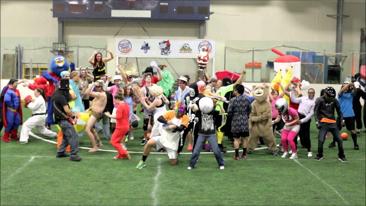 Harlem Shake - Backyard Sports Club Dance - Dodgeballs ...