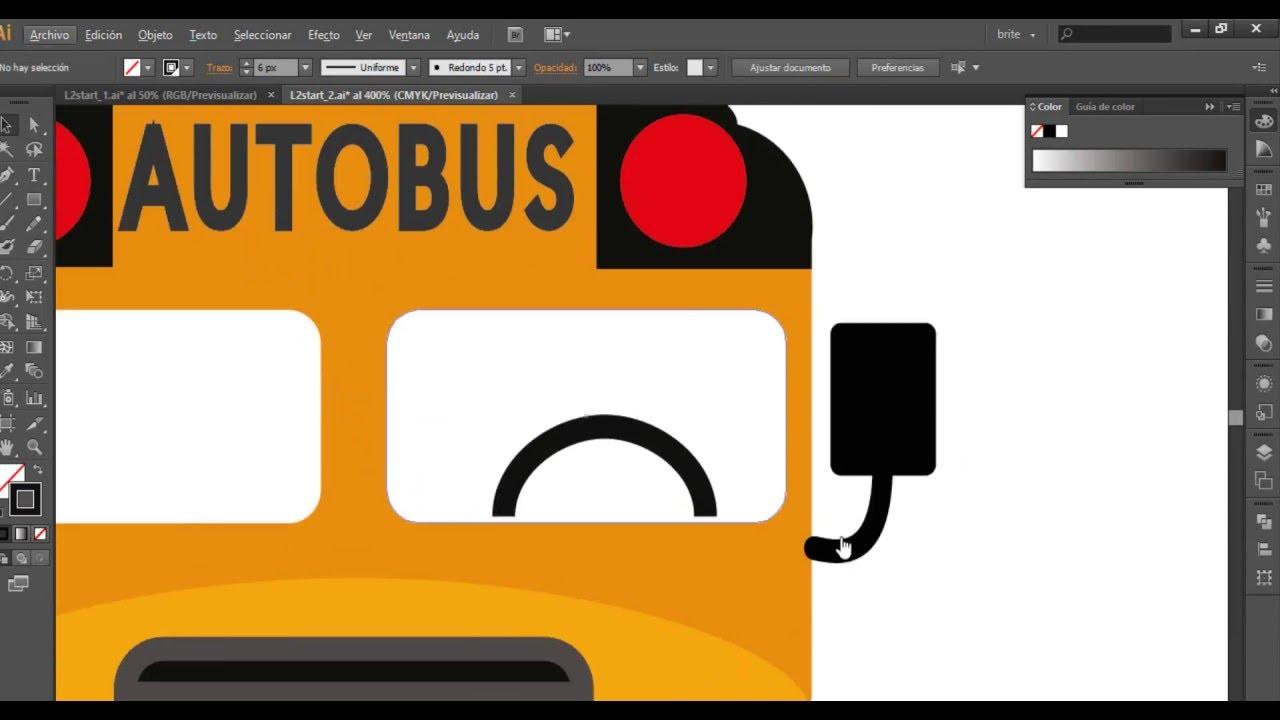 Curso gratis de dise o gr fico clase 02 youtube for Curso de diseno grafico gratis pdf