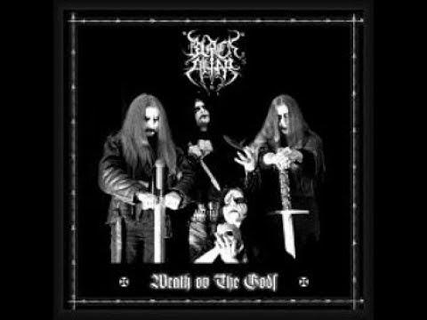 Black Altar - Wrath Ov The Gods (2000) EP POLISH BLACK METAL