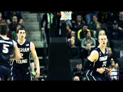 BYU Basketball: Fly Away