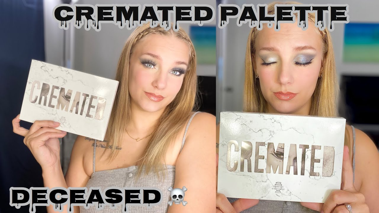 Jeffree Star CREMATED PALETTE REVIEW + 2 EYE LOOKS | #jeffreestar