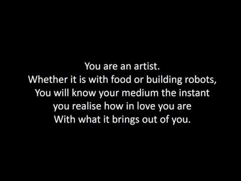 How To Be A Person - Shane Koyczan - Lyrics/words (spoken word)