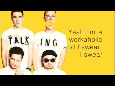 WALK THE MOON - Work This Body (Lyrics)