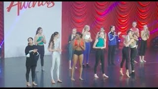 The Dance Awards Orlando 2018 - Teen Female Top 20 and Top 10 Announcement