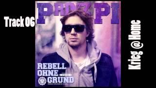 Prinz Pi - Krieg @ Home feat. E-Rich & Chefkoch (Rebell ohne Grund) Track 06