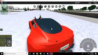 Buying the Roadster 2.0 - Vehicle Simulator ROBLOX