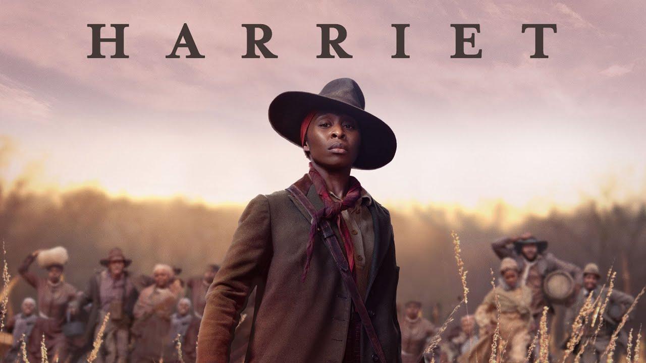 Harriet cover image.