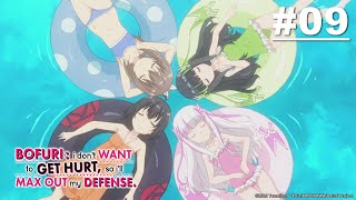 Download Lagu BOFURI: I Don't Want to Get Hurt, so I'll Max Out My Defense - Episode 09 [English Sub] mp3