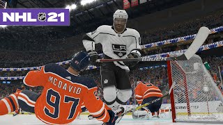 NHL 21 BE A PRO #23 *THE PLAYOFFS*