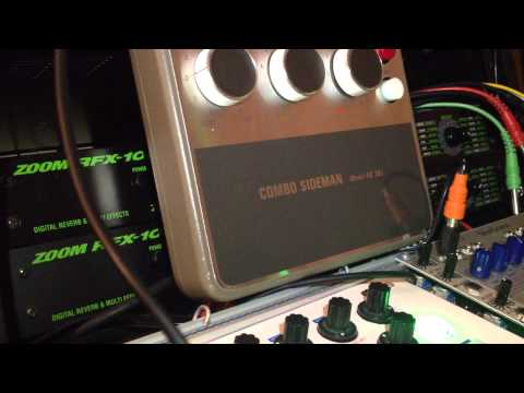 1966 Knight-Kit Combo Sideman KG-392 Drum Machine Keio Korg Doncamatic