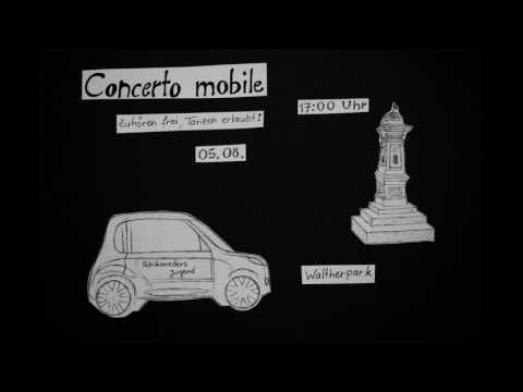 Concerto Mobile: Tanzmusik des 18. Jahrhunderts in ganz Innsbruck