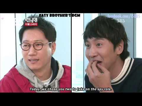 Supermonkey Returns OST - Kidding(running man 런닝맨 Easy Brother's music)