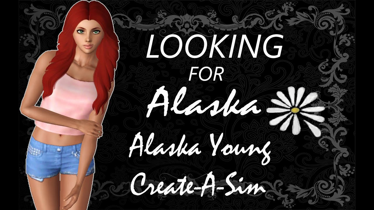 Looking For Alask: The Sims 3 Create-A-Sim- Alaska Young From Looking For