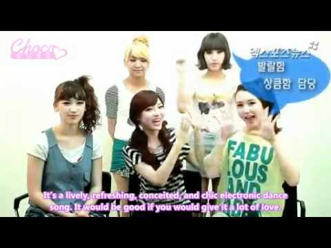 [ENGSUB] Chocolat - XSportNews interview