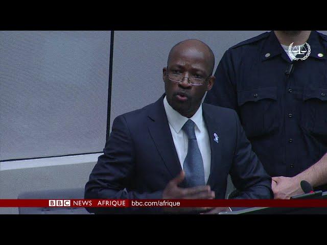 Charles Blé Goudé condamné à 20 ans  de prison – BBC Infos du 31/12/2019
