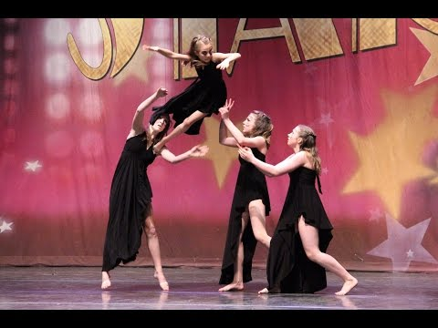 """Cellophane"" (Sia) - Junior Contemporary Small Group Dance Chicago"