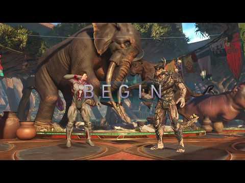 Injustice 2 Gorilla City Glitch !?!?