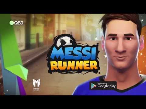 Messi Runner Trailer