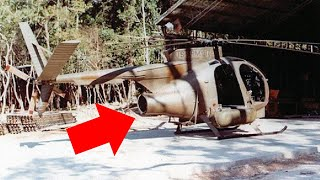 America's First Stealth Helicopter - The Quiet One