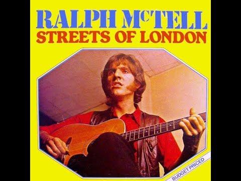 Ralph McTell - Streets of London (HD RARE VERSION)