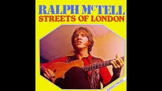 Ralph McTell - Streets of London (Rare version)