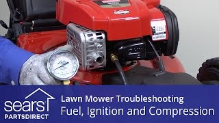 Lawn Mower Wont Start Fuel Ignition And Compression Problems