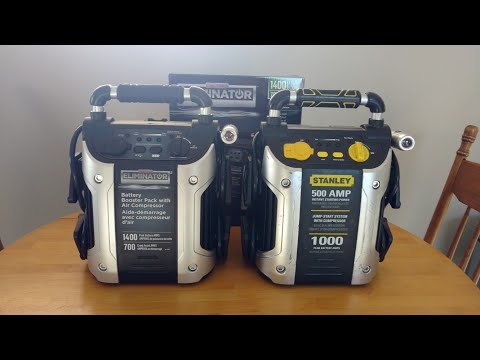 motomaster-eliminator-1400-amp-battery-booster-pack-with-air-compressor-unboxing-and-review