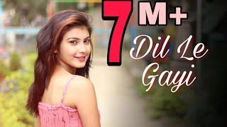 Le Gayi Le Gayi (Mujhko Hui Na Khabar ) Romantic Love Story - Dil To Pagal Hai l FT. Rehan & simhi